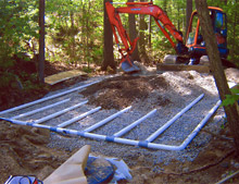 Septic System Design, Installation & Service and Septic Tank